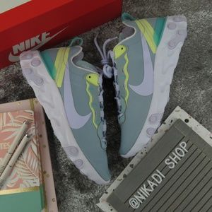 Nike React Element Sneakers